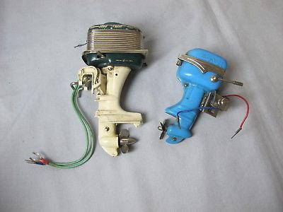 MERCURY MARK 55 THUNDERBOLT & LANG CRAFT Toy Outboard Motors