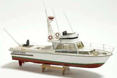RC Boat: Motorboat - White Star 1/15- 1:15 -BILLING S052570 5708964005707