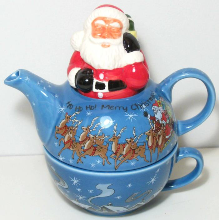Paul Cardew Santa Claus Tea for One 16oz Teapot