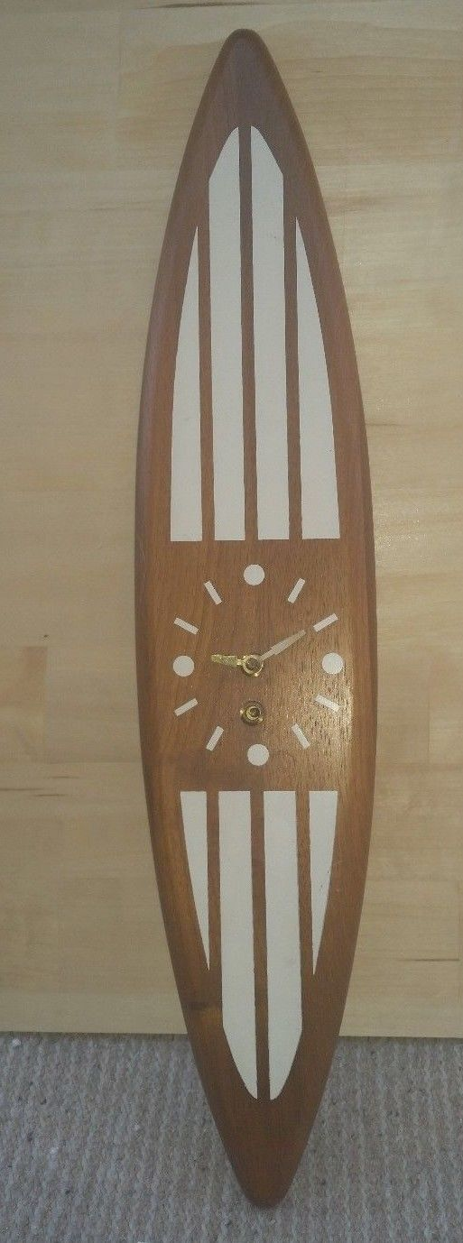 VINTAGE DANISH WALL CLOCK D-20010