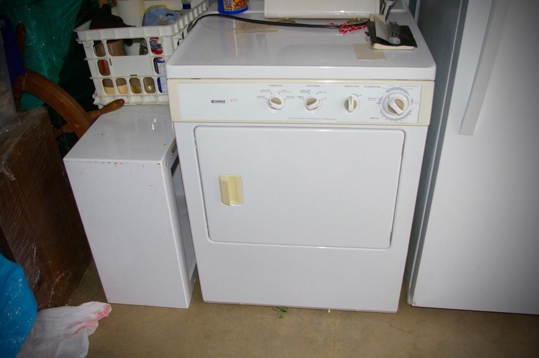 Kenmore Natural Gas Dryer For Sale Classifieds