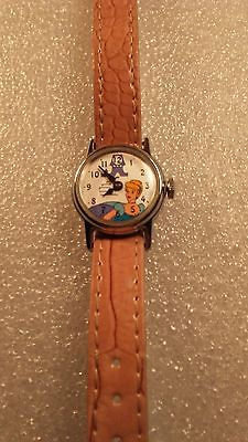 Cinderella Wriastwatch  Watch//Staircase to Castle/ rare/vintage
