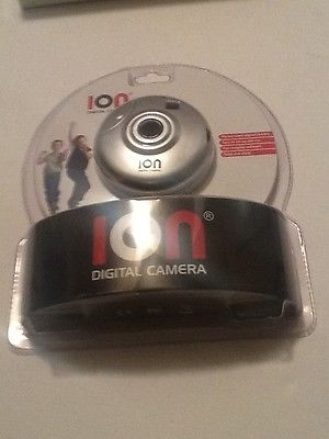 NEW ION POCKET SIZED DIGITAL CAMERA