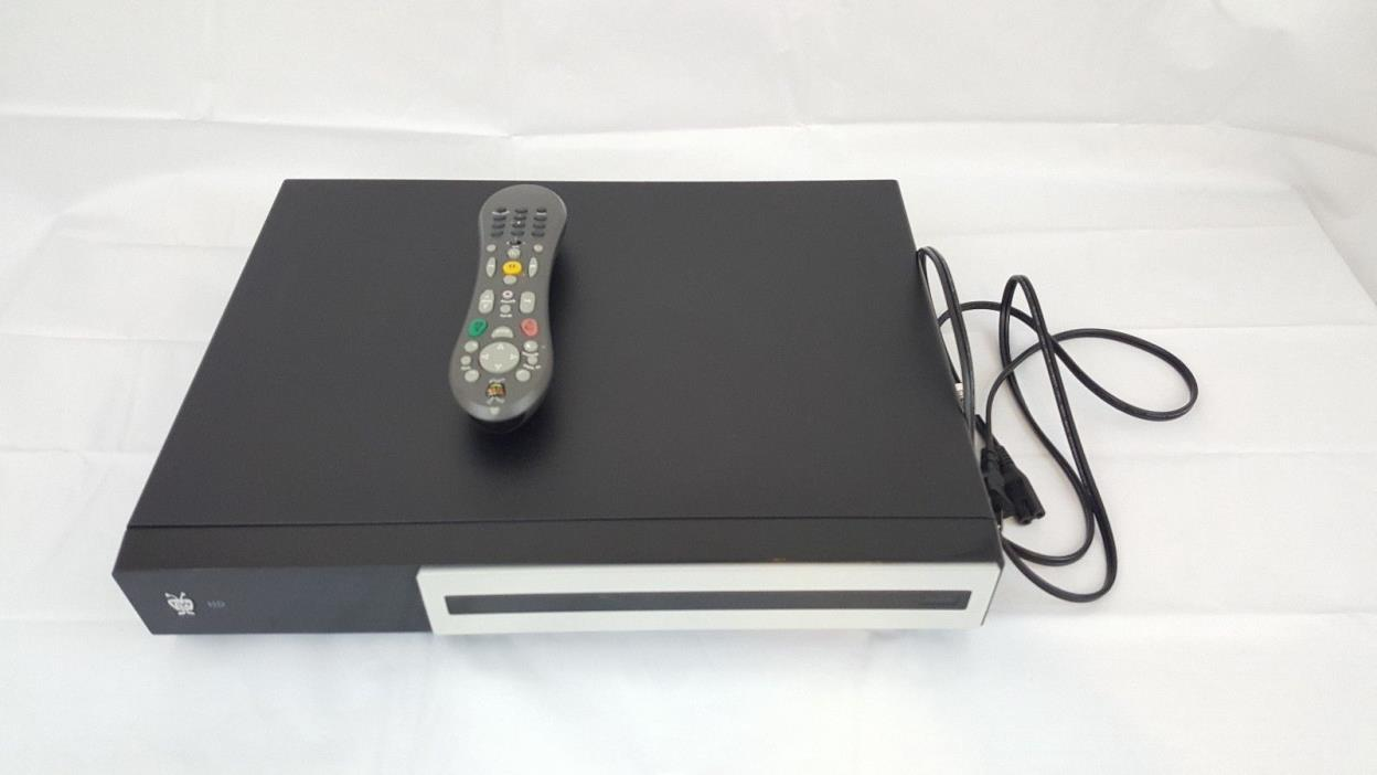 TiVo Series 3 TCD652160 160GB Hard Drive DVR Lifetime Service  And Remote