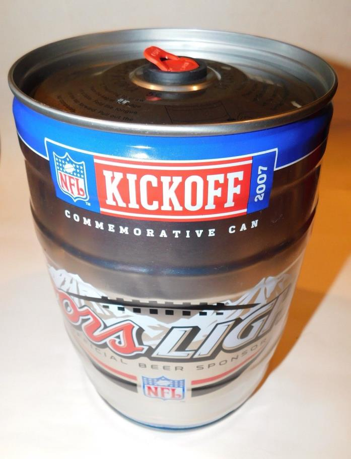 Coors Light Beer (Kickoff 2007)