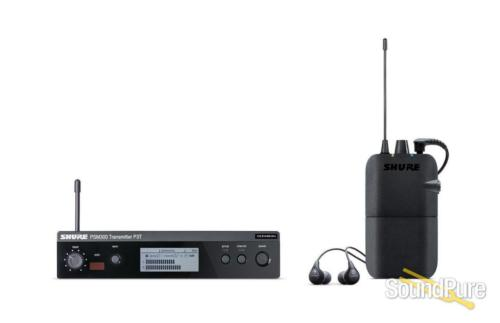 Shure P3TR112GR-G20 PSM300 Series IEM System (G20 band)