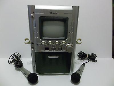 Memorex CD + G Karaoke Machine MKS5627 -- Used Very Good Condition