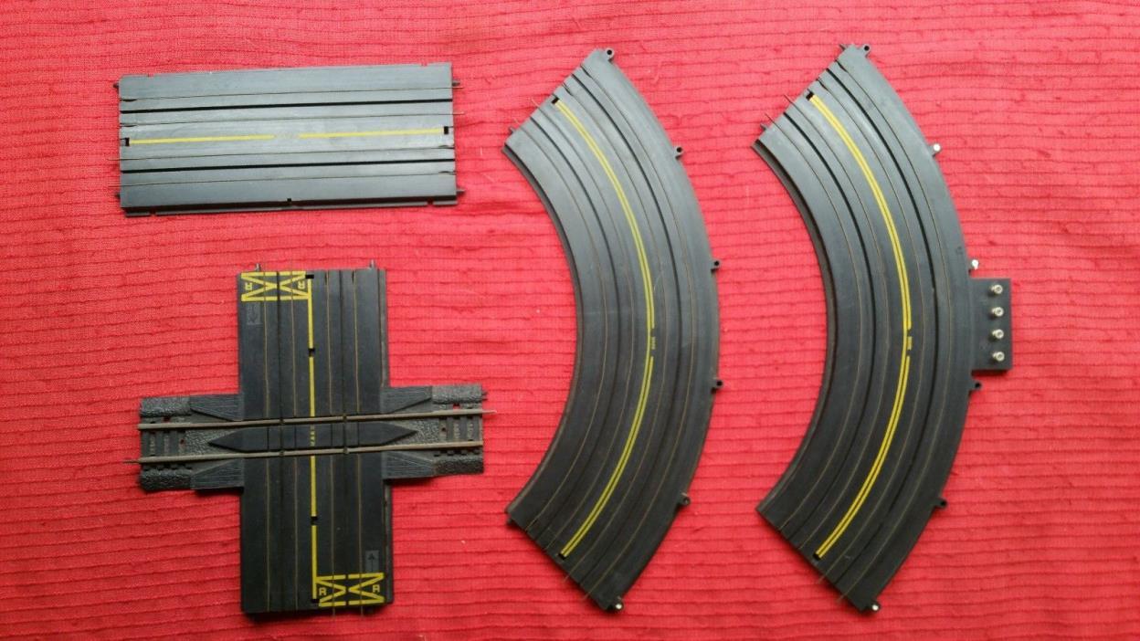 HO slot car track, MARX