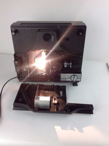 Bell & Howell 1623 Multi Motion 16mm Super 8 Film Projector For Parts or Repair