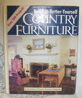 Build it better Yourself Country Furniture