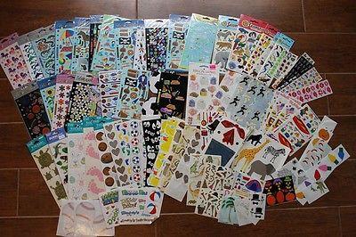Scrapbook Stickers Sticko Jolee's Grossmans FMI Stickopotamus  Huge Lots
