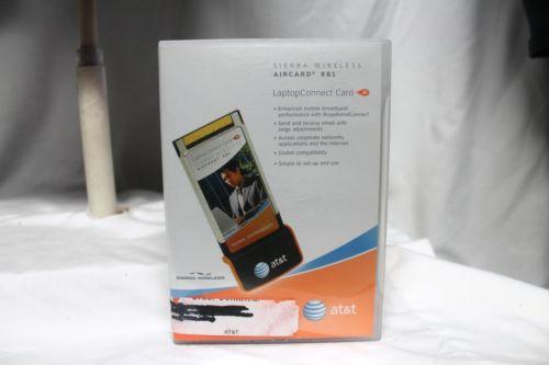 *NEW* Sierra wireless aircard 881 -