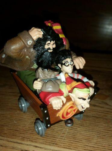2001 Harry Potter - Rolling Wheels - Warner Bros. - Mine Car