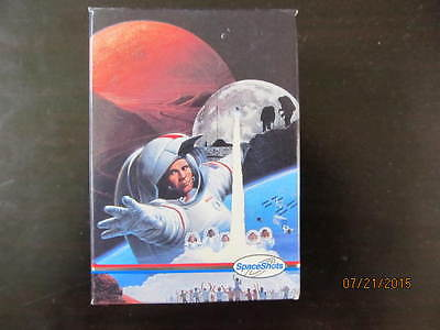 SpaceShots Moon Mars Trading Cards Factory Set 1991  Astronauts ~ Spaceships