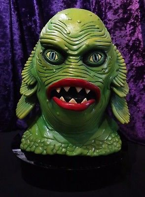 CREATURE FROM THE BLACK LAGOON Kreature Kid AURORA Life-Size BUST One of a Kind!