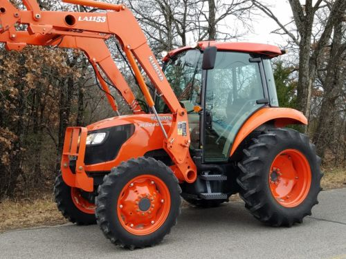 Kubota M5040 loader tractor LOW HOURS!!! delivery available!!!