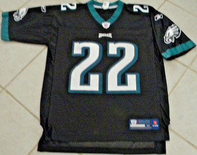 Reebok NFL Onfield Philadelphia Eagles Asante Samuel #22 Vintage Jersey Size M