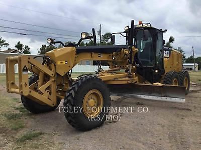 2012 CATERPILLAR 12M2 Motor Graders