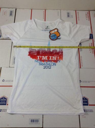 Champion System Womens Tech T Shirt Size Xl X Large Cs Tech Nyc Tri (4850-54)