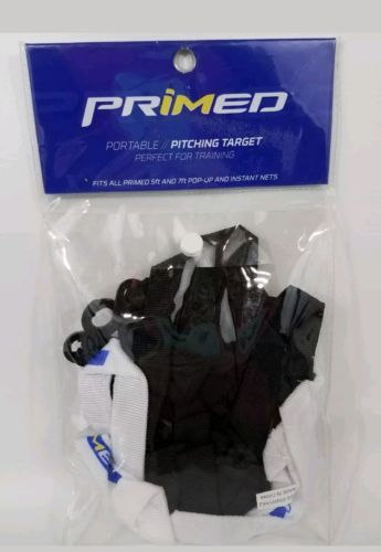 Primed Portable Pitching Target Fits all Primed 5ft & 7ft Pop-Up & Instant Nets