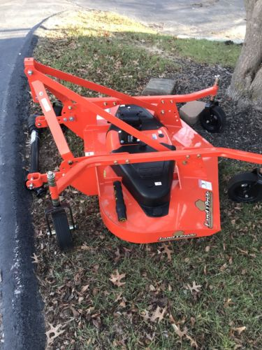 Land pride Fdr1660 Finish Mower Kubota