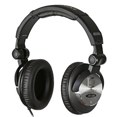 Ultrasone Closed-Back Stereo Headphones