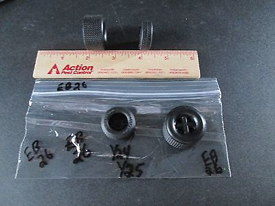 Two Wide Tires & Two Small Tires 1/24/25 scale (parts only) Package # EB26