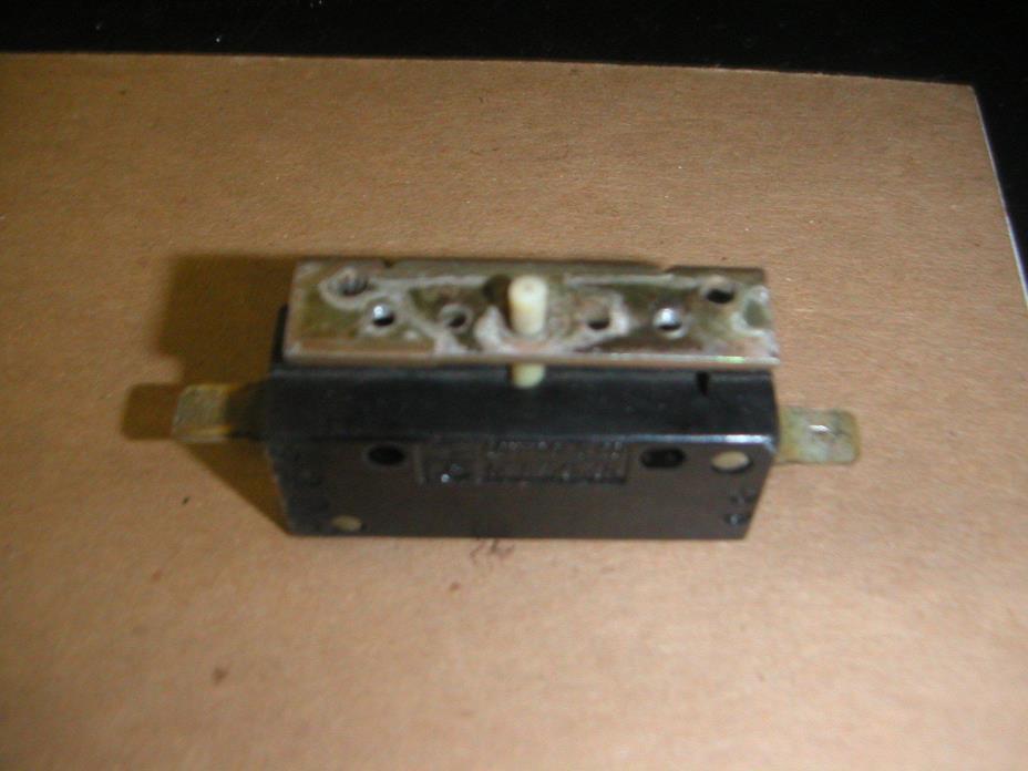 VINTAGE MAYTAG 1950s/1960'S door interlock switch 750-142-3  3-1320-G  works