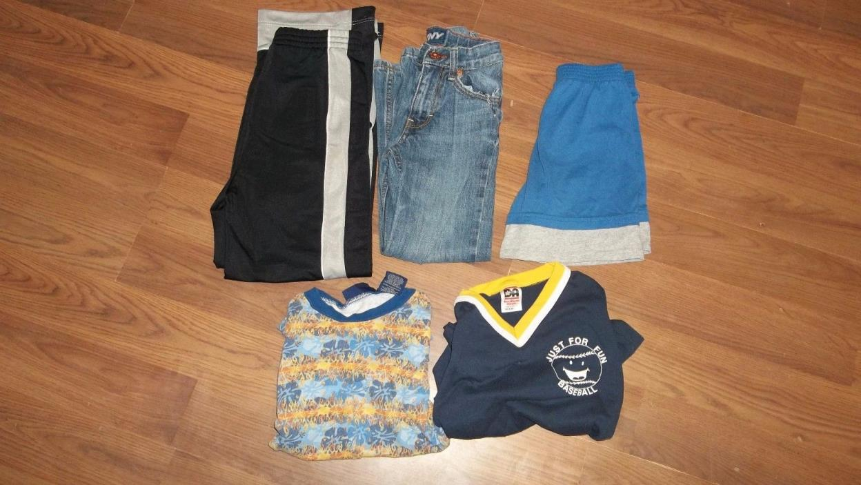 Boys size 7 and 7/8 clothing LOT