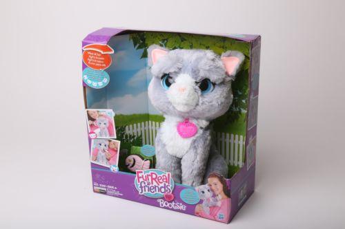 Fur Real Friends Bootsie Interactive Cat Kitten