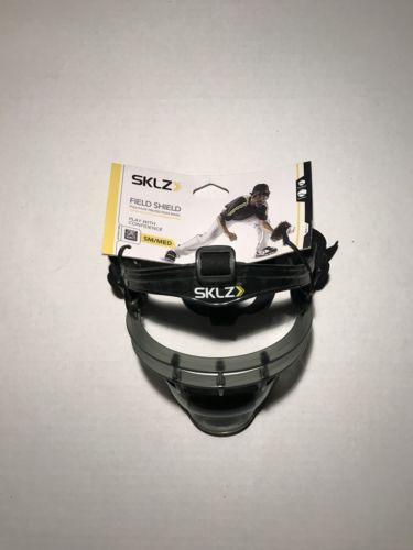 SKLZ Field Shield-Full Face Protection Mask Baseball Softball Small/Medium NEW
