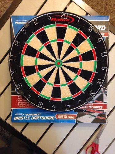 Halex Tournament Bristle Dartboard, 18 IN X 1 1/2 IN Official Size