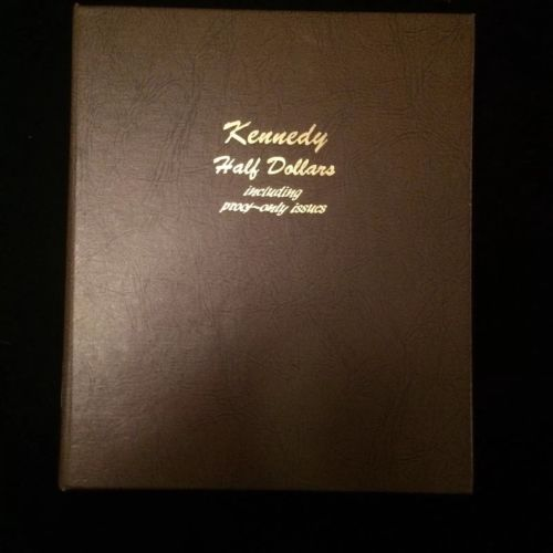 1964-2005 KENNEDY HALF DOLLAR SET-134 COINS INCLUDES SILVER & PROOF ISSUES