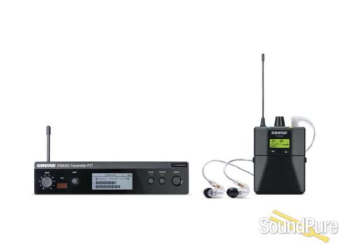 Shure P3TRA215CL-G20 PSM300 Series Professional IEM System (G20 band)