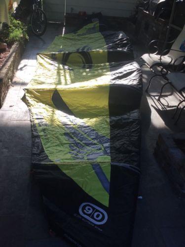 Kitesurfing Kite Cabrinha Dart 12.2 Meter 9.0