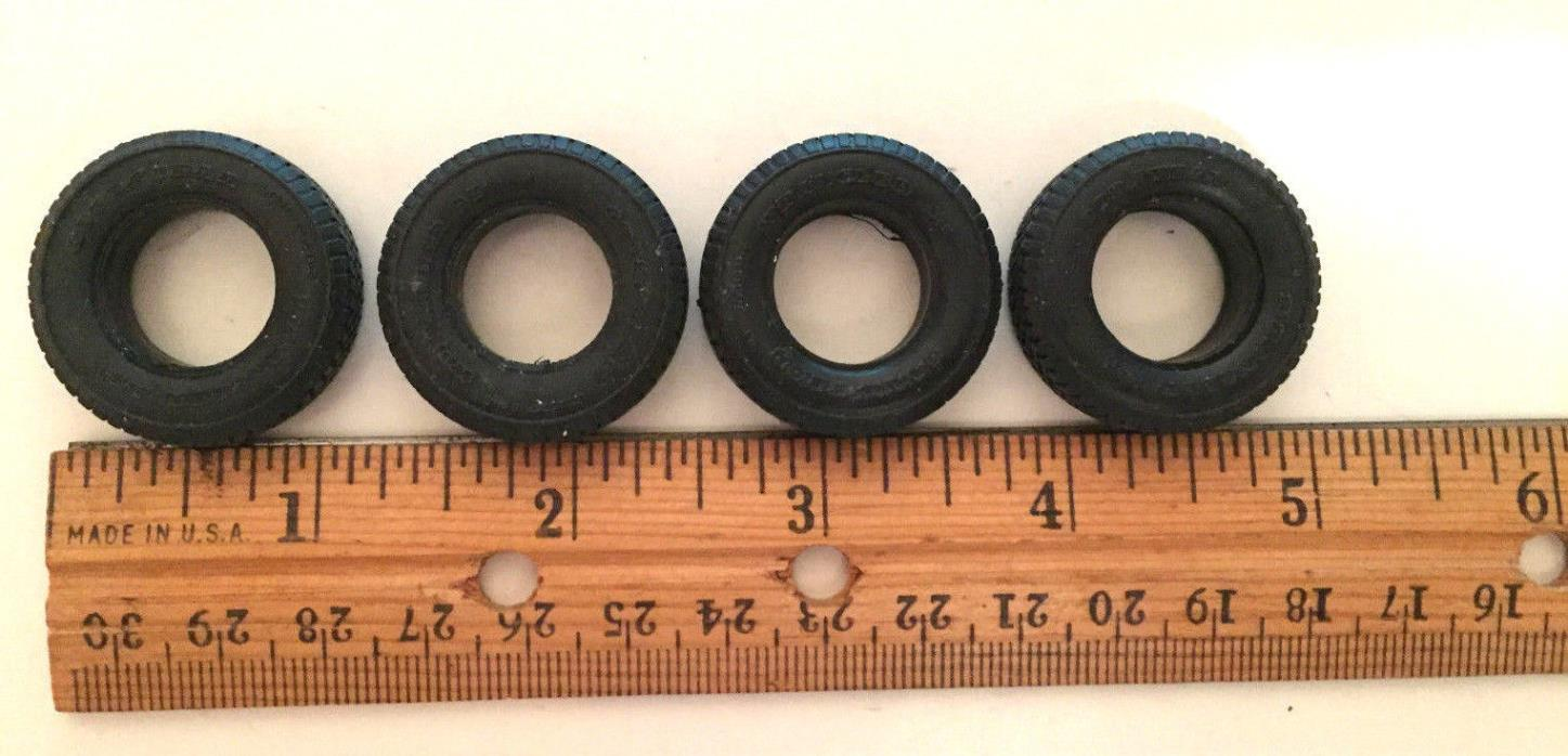 Goodyear Wrangler AT LT225/75R16 M.S Tires Parts Used 1/24 1/25 Scale 318