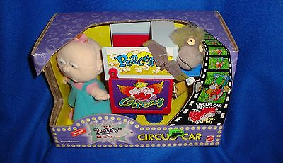 The Rugrats Movie Circus Car MIB