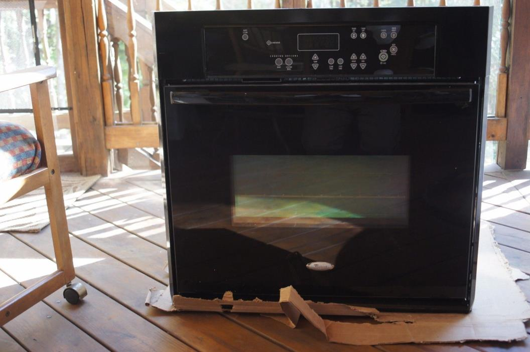 Whirlpool 30 in. single wall oven.