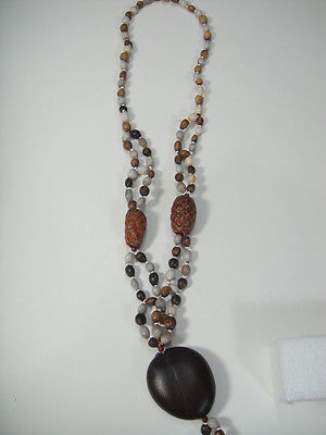 Necklace beads - Vintage