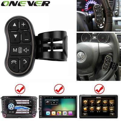 Onever Car Steering Wheel Button Remote Control DVD/2 Din Android Bluetooth Wire