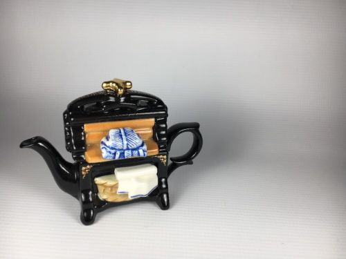 Paul Cardew Mini Victorian Wringer Teapot Made in England