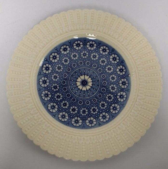 Coalport England Minceware Blue / Ivory Decorative Plate