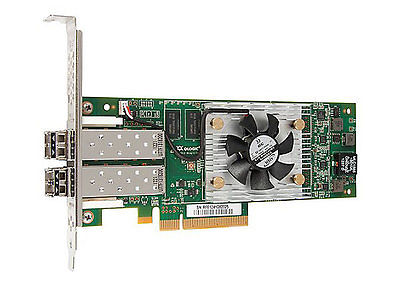 QLogic QLE2672 Fibre Channel Host Bus Adapter - 2 x LC - PCI Express 3.0 x8 - 16