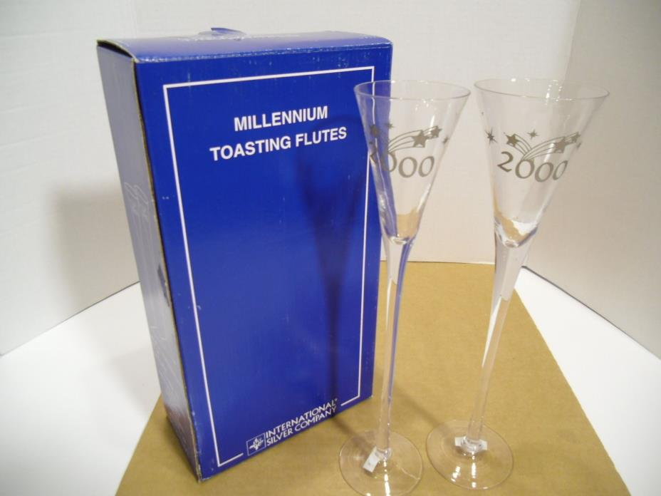International Silver Co. Millennium 12