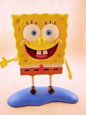 Spongebob Animator's Maquette No. 0703 of 2000 in Original Box Nickelodeon