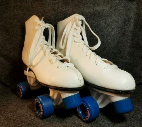 Women's Roller Derby Roller Star Rink Skates Size 10 White