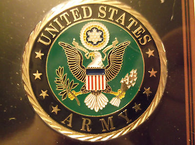 U.S. ARMY CHALLENGE COIN PIN