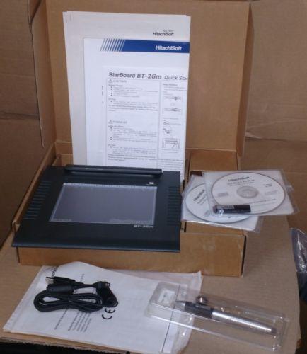 Hitachi Starboard BT-2G m Wireless Pen Slate BT-2Gm