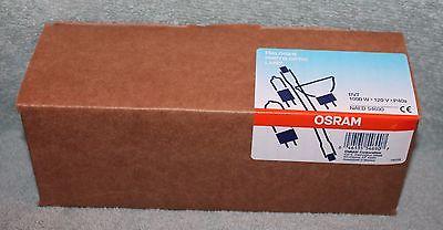 OSRAM Halogen Photo Optic Lamp BVT 120V - 1000W P40s Stage Lighting Light Bulb