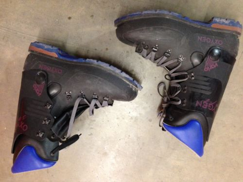 Koflach Vario Oxygen  Mountaineer Snowboard Double Boots US Men's 10 43